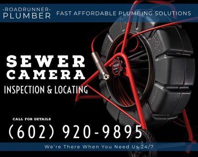 Plumbing ⍟ Sewer Camera Inspection & Locating ⍟ Plumber