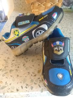 Light up Chase Shoes Toddler 9