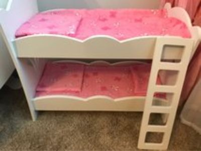 18 doll bunk bed