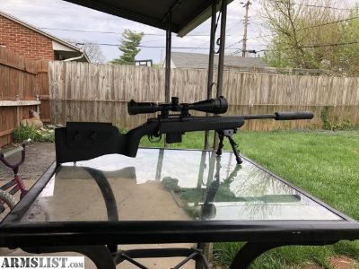 For Sale/Trade: Mossberg MVP 223/556 Loaded