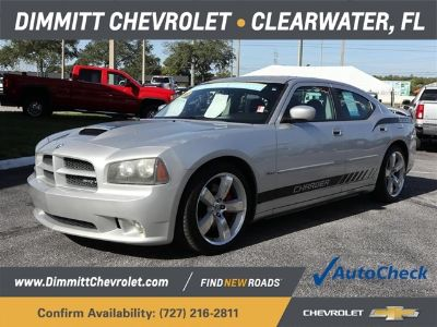 2006 Dodge Charger SRT-8 (bright silver metallic clearcoat)