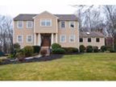 Real Estate For Sale - Four BR, 2 1/Two BA Colonial