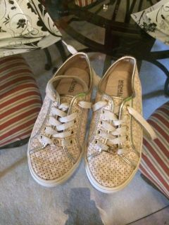 Girls size 1 MICHAEL KORS SHOES