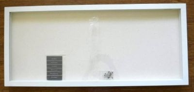 Never Used! Pottery Barn Shadow / Memory Display Case / Box