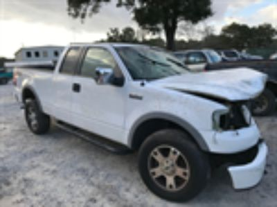 Parts For Sale: 06 F150 4x4 Wrecked