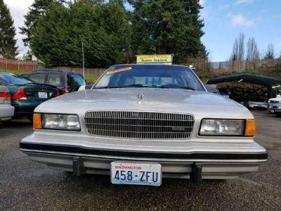 1990 Buick Century Limited 4dr Sedan