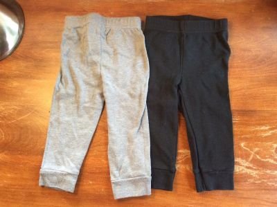 Like new carters just one you cloth pants