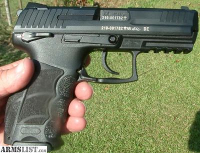 For Sale: Heckler & Koch P30 40 S&W
