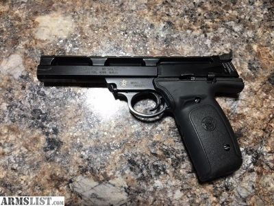 For Sale: SMITH & WESSON 22A-1 $235