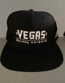 Vegas golden knights hats.