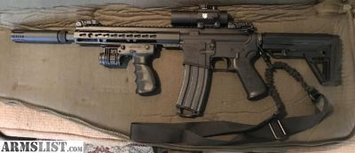 For Sale/Trade: Custom Anderson AR-15