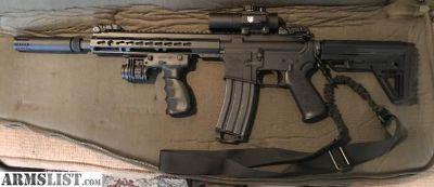 For Sale/Trade: Custom Anderson AR-15