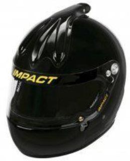 Purchase IMPACT RACING 17699510 SS AIR HELMET LARGE BLACK SA2010 motorcycle in Moline, Illinois, US, for US $434.99