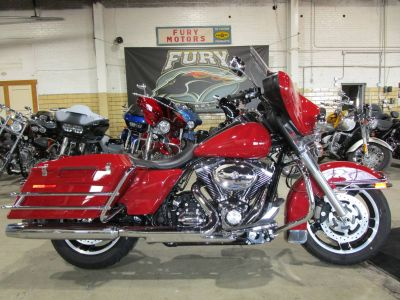 2012 Harley-Davidson Fire / Rescue Electra Glide Touring Motorcycles South Saint Paul, MN