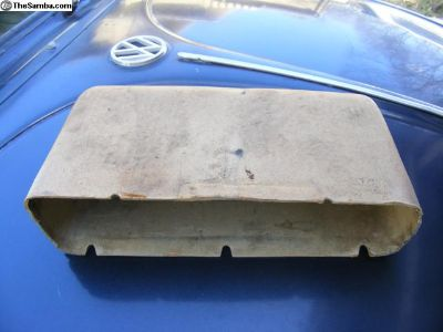 Glove Box from 1968 Beetle - Original
