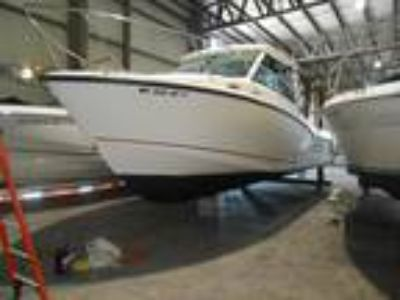 31' Boston Whaler 315 Conquest 2017