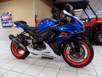 2014 Suzuki GSX-R600 Sport Motorcycles Chanute, KS