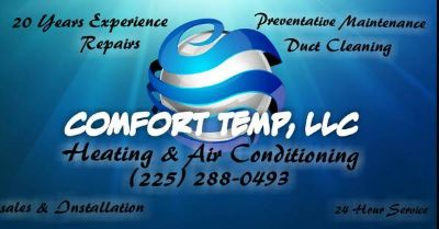 Heating  Air Conditioning Sales, Service  Installation