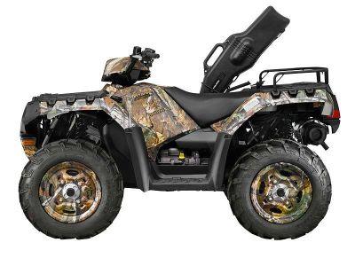 2014 Polaris Sportsman 550 EPS Browning LE Utility ATVs Eagle Bend, MN