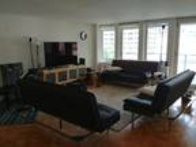 Roommate wanted to share Two BR Two BA Apartment...
