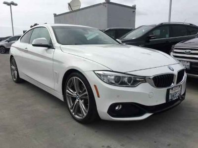 Used 2017 BMW 4 Series Coupe