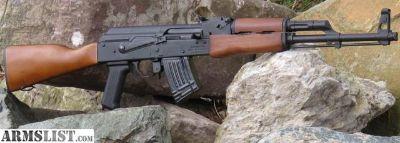 For Sale: Romanian WASR-10 (7.62x39) AK rifles - NJ Complaint
