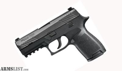 For Sale: NIB SIG SAUER P320 COMPACT 9mm
