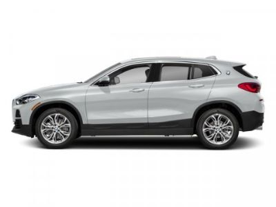 2018 BMW X2 xDrive28i (Glacier Silver Metallic)