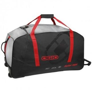 Find New Ogio Roller 7800 Wheeled Chrome Motocross Motorcycle Gear Luggage Bag motorcycle in Ashton, Illinois, US, for US $94.95