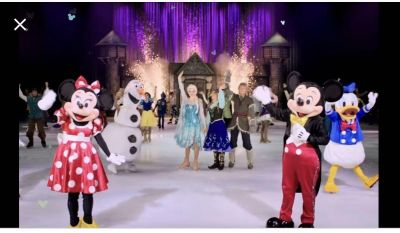 Disney on ice tickets TODAY 12/9 at 10 Pepsi center