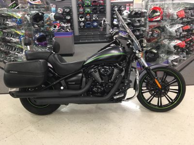 2013 Kawasaki Vulcan 900 Custom Cruiser Motorcycles Warsaw, IN