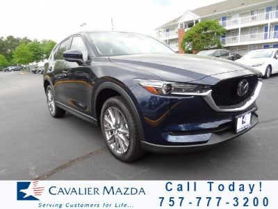 2019 Mazda CX-5 (Crystal Blue)