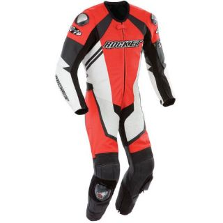 Purchase Joe Rocket Speedmaster 6.0 1-pc Suit Red motorcycle in Holland, Michigan, United States, for US $629.99