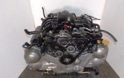 Find JDM 2003-2009 Subaru Legacy Outback FlatSix 24V V6 3.0L EZ30 Lancaster H6 Engine motorcycle in Franklin Park, Illinois, United States, for US $1,499.99