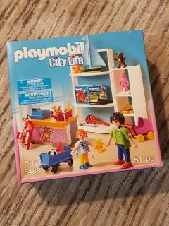 Playmobil Toy Shop new in box