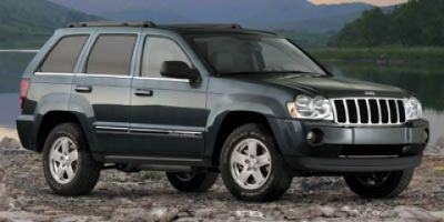 2007 Jeep Grand Cherokee Limited (Silver)