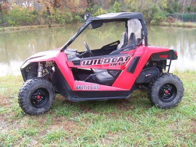 2014 Arctic Cat WILDCAT TRAIL General Use Utility Vehicles West Plains, MO