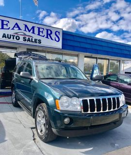 2005 Jeep Grand Cherokee Limited (Green)