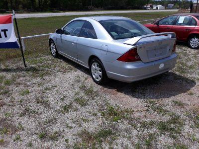 2002 Honda Civic EX (SILVER)