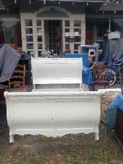 $300, Full Size Antique Bed