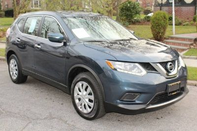 2015 Nissan Rogue S AWD 4dr Crossover (midyear release)