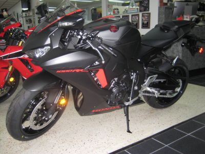 2017 Honda CBR1000RR ABS SuperSport Motorcycles Hudson, FL