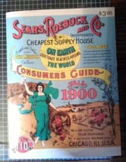 Sears, Roebuck & Co. Consumers Guide 1900
