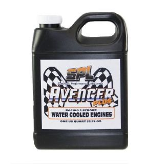Buy SPL Avg Plus 2 Stroke Castor Synthetic Blend / Water Cooled Go Kart Racing Oil motorcycle in Easton, Pennsylvania, United States, for US $18.00