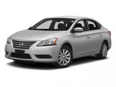 2013 Nissan Sentra S (Super Black)