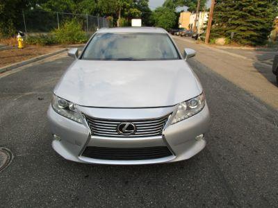 2013 Lexus ES 350 Base (Silver Lining Metallic)