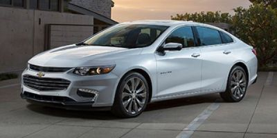 2016 Chevrolet Malibu LT (Nightfall Gray Metallic)