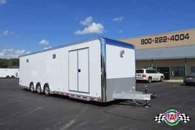 2019 inTech 32' iCon Race Trailer