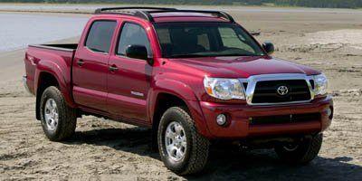 2007 Toyota Tacoma PreRunner V6 (Black Sand Pearl)