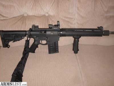 For Sale: AR 10 AR10 AR-10 308 7.62 uses G3 or CETME Mags